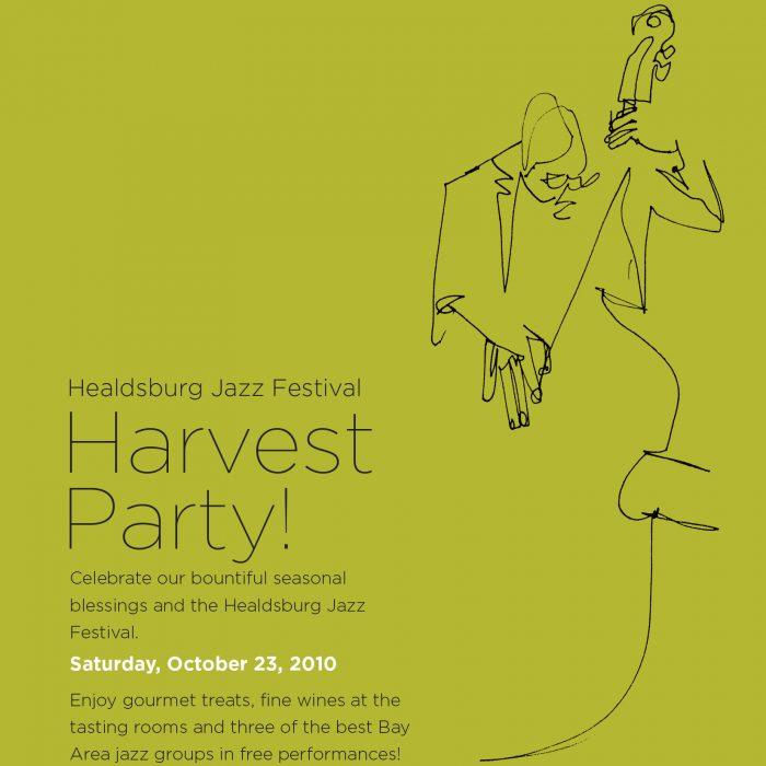 Healdsburg Jazz Festival